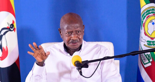 """""""President Museveni To Address The Country As Ugandans Count Down"""" 12"""