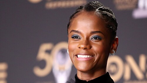 Letitia Wright injured in make of Black Panther Sequel 1