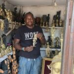 """""""Nigerian Artists Offer Free Art For Their Artifacts In Return"""""""