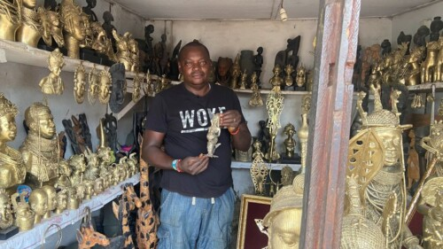 """""""Nigerian Artists Offer Free Art For Their Artifacts In Return"""" 2"""