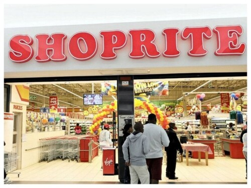 """Carrefour, """"Shoprite Customers not left to Hang and Dry"""" 5"""