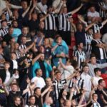 Newcastle Fans not fond of the new club owner